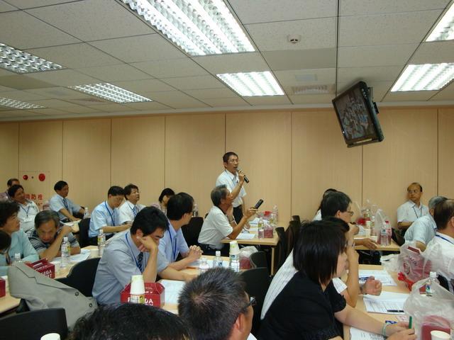 台南市代表發言